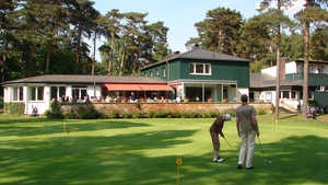Hannover GC: clubhouse