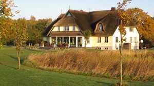 Ruegen GC: clubhouse