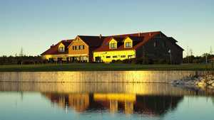 Warnemuende GC: clubhouse