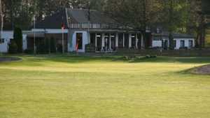 British Army GC Sennelager - Old: #9 & clubhouse