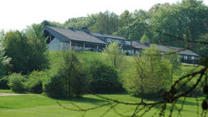 Hubbelrath GC: clubhouse
