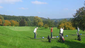 Maerkischer GC: driving range