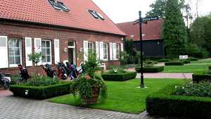 Muenster-Wilkinghege GC: clubhouse