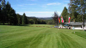 Winterberg GC: clubhouse
