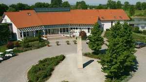 Kurpfalz GC: clubhouse