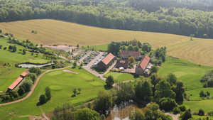Homburg/Saar Websweiler Hof GC: clubhouse