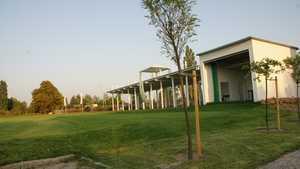 Dessau GP: practice area