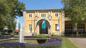 Magdeburg GC: clubhouse