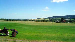 Schloss Meisdorf GC: driving range