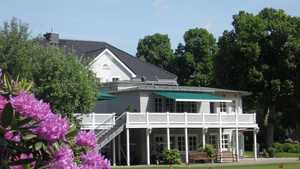Gut Grambek GC: clubhouse