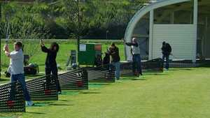 Gera GC: driving range