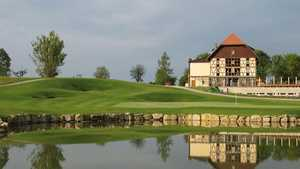 Weimarer Land GR: clubhouse