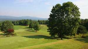Boutetourt Golf & Swim Club: Practice area