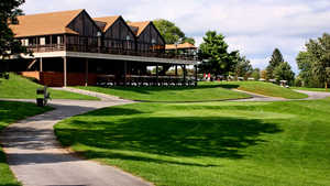 Shenandoah Valley GC: clubhouse