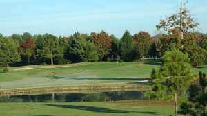 Hollows GC - Lake: #7