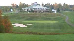 Little Bennett GC: Clubhouse