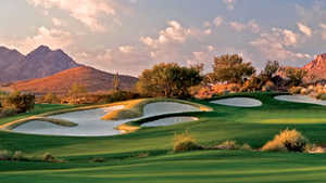 Scottsdale National GC: Bunkers