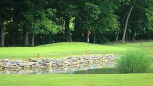 Glade Valley GC: #14