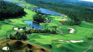 GC at Hilton Head Lakes: aerial view