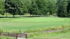 Currie Park GC: #16