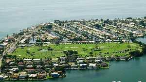 Key Royale C: aerial view