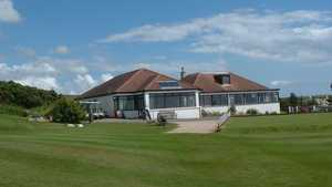 Portpatrick GC: Clubhouse