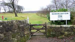 Muirkirk Golf Club