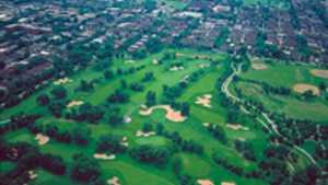 Robert A. Black GC: aerial view