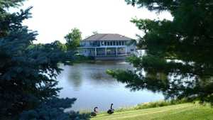 Mystic Oak GC: Clubhouse