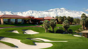 Desert Willow Golf Resort: Clubhouse