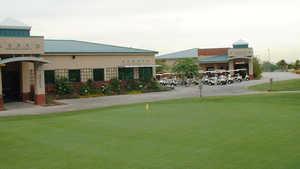 Durango Hills GC: Clubhouse