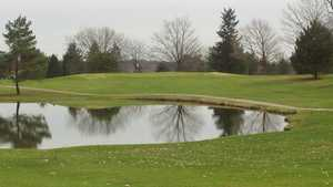 South at Reid Memorial Park GC: #11