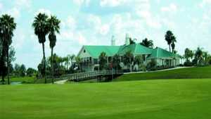 Spring Lake GR: clubhouse