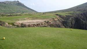 Porto Santo GC - 18 Hole: #14