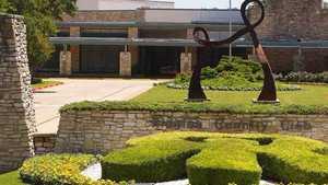 Ridglea CC: clubhouse