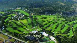 Shady Oaks CC - Shady Oaks: Aerial view