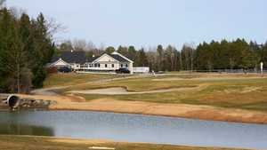 Val Halla GC: clubhouse