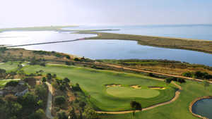 Omyria Palmares Golf Resort: Aerial view