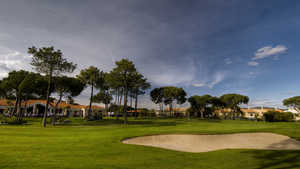 Vila Sol Spa & Golf Resort: Clubhouse