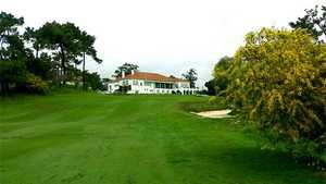 Estoril GC: clubhouse