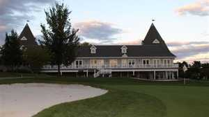 Springfield CC: clubhouse