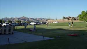 Mesa Del Sol GC: Practice area