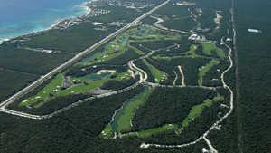 Riviera Maya GC: Aerial