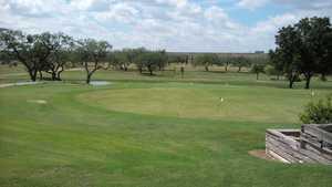 Riverside Hills GC: practice area