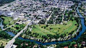 Sante Fe Park GC: Aerial view