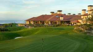 Links at Spanish Bay: Clubhouse