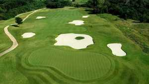 Trophy Club CC - Whitworth: Aerial view