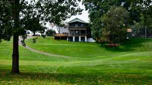 Gun Ridge GC: Clubhouse