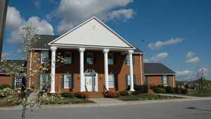 Ashley Plantation CC: clubhouse
