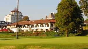Wilshire CC: Clubhouse